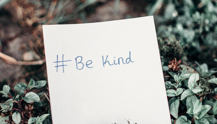 Are you kind…